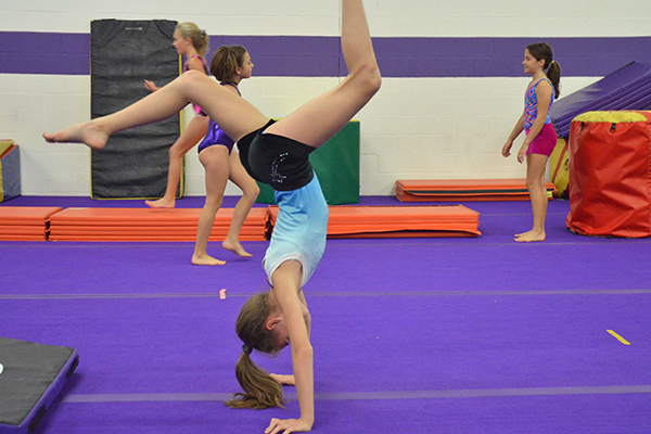 Tumbling Class/Private Lessons