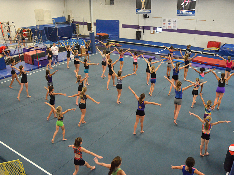 Team Tryouts 5/15/21